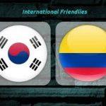 サッカー韓国代表対コロンビアのネット放送・中継について